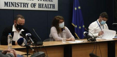 Κορωνοϊός: Live η ενημέρωση Μαγιορκίνη-Χαρδαλιά -Δραματική προειδοποίηση: Στο 86% η πληρότητα στις ΜΕΘ πανελλαδικά