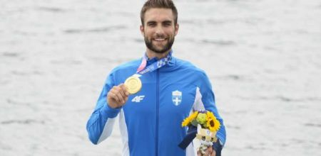 Ολυμπιακοί Αγώνες 2021: Φανταστικός Ντούσκος – Έφερε το πρώτο χρυσό στην Ελλάδα