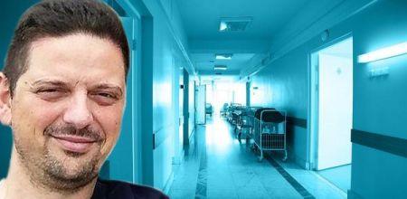 """Νοσηλευτής ΜΕΘ CoViD στη Λάρισα: """"Σαν να σε πιάνουν και να σε ρίχνουν στον ωκεανό"""""""