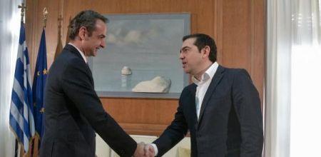 Δημοσκοπήσεις: Pulse και MRB δείχνουν διαφορά πάνω από 11% μεταξύ ΝΔ - ΣΥΡΙΖΑ -Τα ποσοστά εμβολιασμένων ανά κόμμα